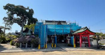 奈加美神社‗本殿